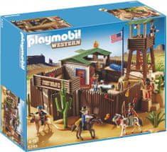 Playmobil Western Duży Fort 5245
