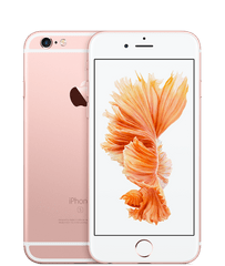 Apple iPhone 6S, 128 GB, růžově zlatý