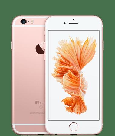 Apple telefon iPhone 6S, 128 GB, roza zlat