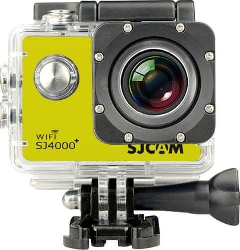 SJCAM SJ4000 Plus Yellow