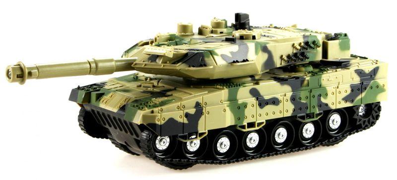 Lamps Tank se světlem a zvuky