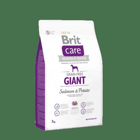 Brit Care Grain-free Giant Salmon & Potato 3kg