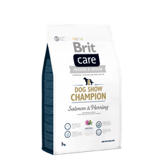 Brit sucha karma dla psa Care Dog Show Champion 3kg