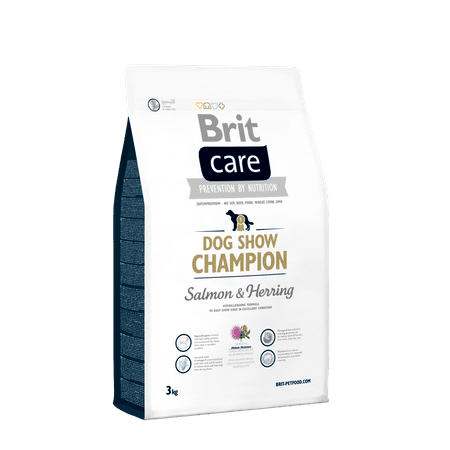 Brit hrana za pse Care Dog Show Champion 3kg