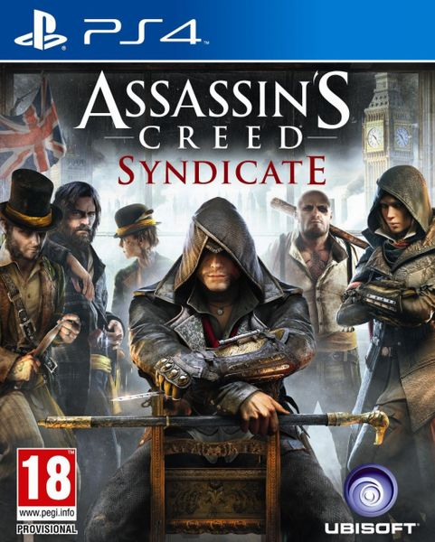 Ubisoft Assassin's Creed: Syndicate / PS4