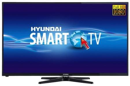 HYUNDAI telewizor LED FLE 50S372 SMART