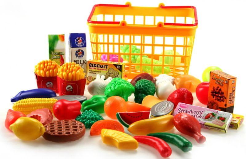 Lamps Jídlo v košíku - ovoce a zelenina