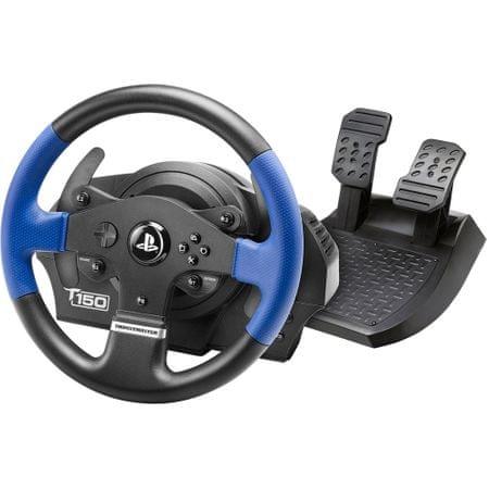 Thrustmaster sada volantu a pedálů T150 RS