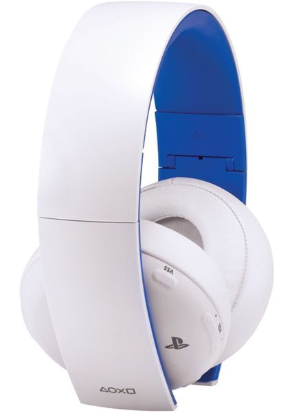 Sony Wireless Stereo Headset 2.0 bílý / PS4