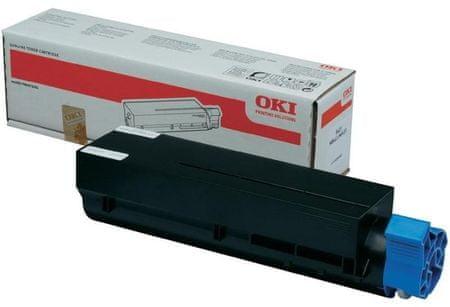 OKI OKI TONER B401/MB441/MB451, 2500 oldal, Fekete