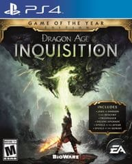 EA Games Dragon Age Inquisition [Game of the Year Edition] (PS4) Játékprogram
