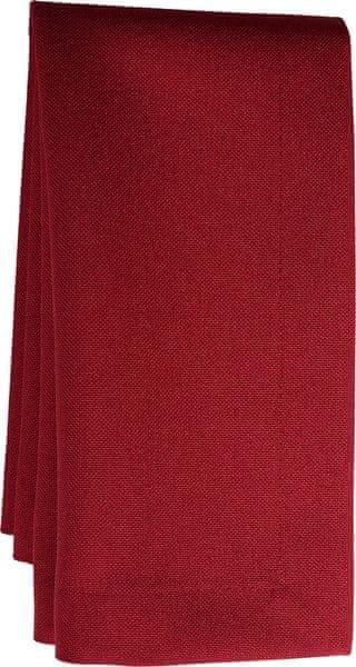 Sander Prostírání Gala 50x35 cm červená, 6ks