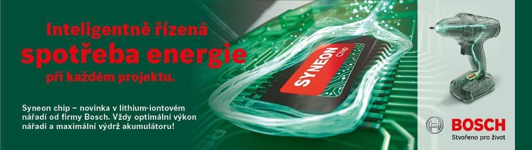 chip Syneon optimalizuje výkon