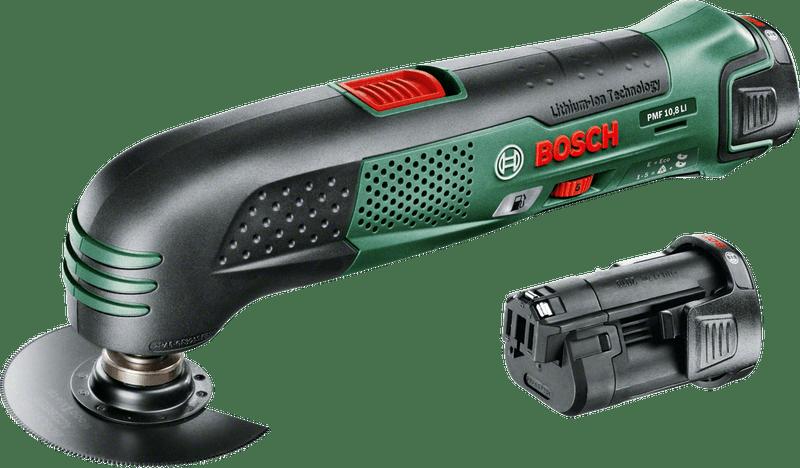 Bosch PMF 10,8 LI (2 bat) - II. jakost