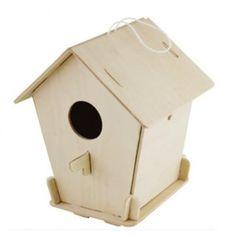 Robotime ptičja hišica lesena F198