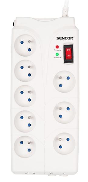 Sencor přepěťová ochrana SSP 850