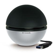 D-LINK DWA-192 Vezeték nélküli USB adapter