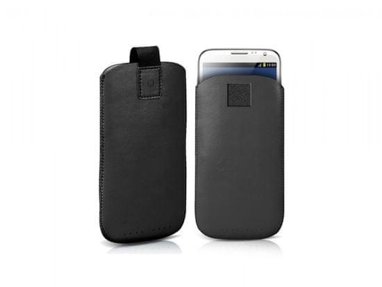 SBS univerzalna torbica, XL, črna - Odprta embalaža