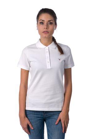 37ff9f4168 Gant dámská jednobarevná polokošile XS bílá - Alternatívy