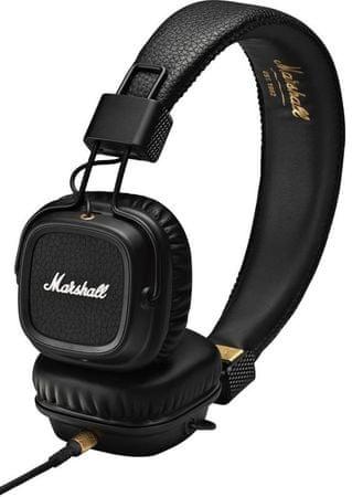 MARSHALL Major II čierno/zlaté