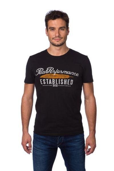 Peak Performance pánské tričko S černá