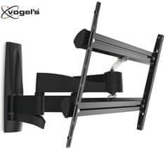 """Vogels stenski nosilec do 65"""", zasuk 120°, nagib do 15°, črn (Wall 2350) - Odprta embalaža"""