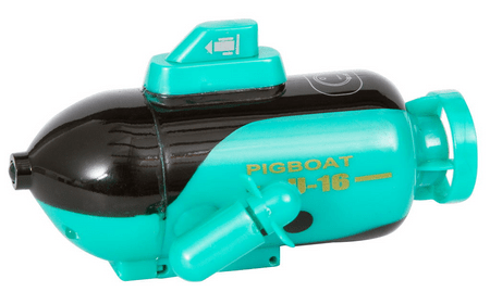 Invento RC Mini Submarine Tengeralatjáró