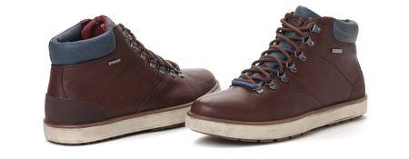 Geox buty za kostkę męskie 45 brązowy