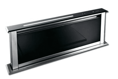 Best pultna kuhinjska napa Lift Glass Black 600