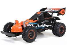 Alltoys RC auto Buggy 1:16 - oranžová