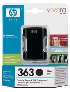 HP náplň č.363 XL, černá (C8719EE)