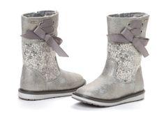 Geox dekliški škornji