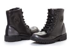 Geox buty za kostkę dziewczęce - II. - jakość