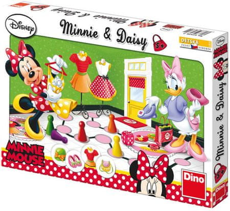 DINO Minnie és Daisy társasjáték