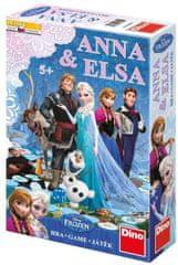 DINO Ľadové kráľovstvo Anna a Elsa