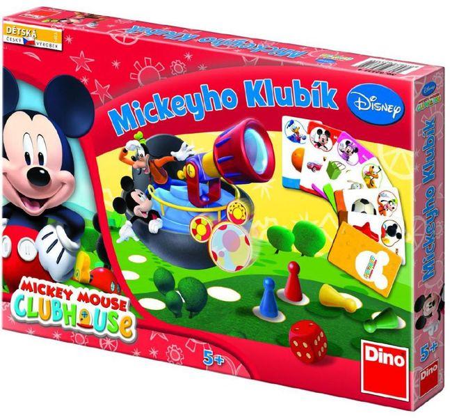 Dino Mickeyho klubík společenská hra