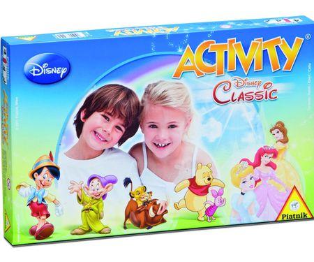 Piatnik Activity Děti - Walt Disney