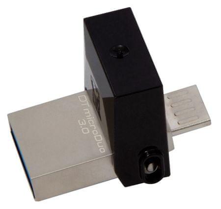 Kingston USB ključ, 16 GB, DTDUO3 (DTDUO3/16GB)