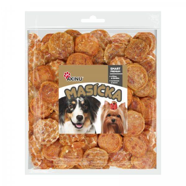 Akinu Kuřecí chipsy pro psy 300g