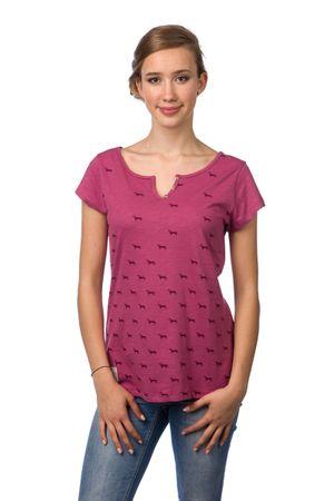 Brakeburn női póló XL rózsaszín