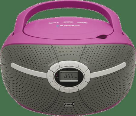 BLAUPUNKT Radioodtwarzacz BB6VL, fioletowy