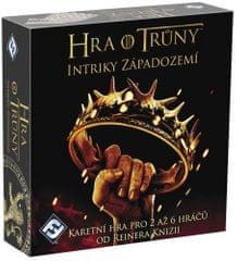 ADC Blackfire Hra o tróny: Intrigy Západozemi
