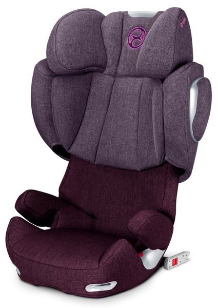 Cybex Solution Q2-fix Plus, Grape Juice