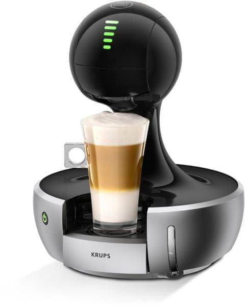 Krups Nescafé Dolce Gusto Drop Silver KP350B