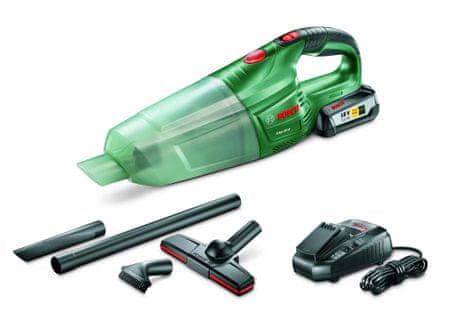 Bosch akumulatorski ročni sesalnik za avto PAS 18 Li (2,5 Ah)