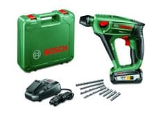 Bosch młot udarowo-obrotowy, akumulatorowy Uneo Maxx 18 V (0603952324)