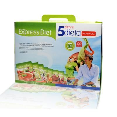 Good Nature Express Diet 5denní dieta proteinová 20 x 55 g