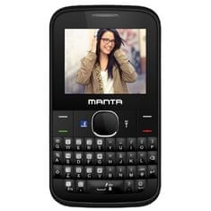 Manta Telefon MOBILE PHONE QWERTY (TEL2201)