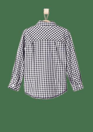 s.Oliver chlapecká košile s kravatou 134 tmavě modrá  84d530c198