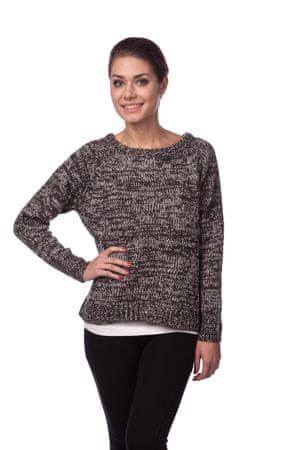 Brave Soul ženski pulover Mathews XS siva